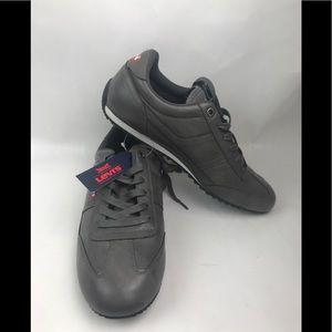 LEVI'S Strauss & Co Men's Comfort Gray Sneakers 11